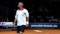 Agassi-Muster, au bon souvenir de Roland Garros