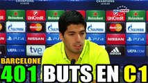 Vidéo Vidéo Stats - Messi-Suarez-Neymar, un top club à eux seuls - EUROSPORT - Sports