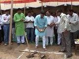 Tapi ground breaking of developmental works by min Jayesh Radadiya