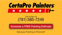 House Painter Milton MA | Exterior Painter | 02186 | Norfolk County | CertaPro Painters