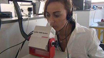 Le Havre : le laboratoire universitaire recrée l'odeur d'une personne