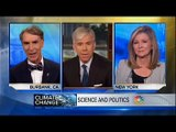 Bill Nye 'The Science Guy' Debates GOP Rep. Marsha Blackburn on Climate Change - MTP