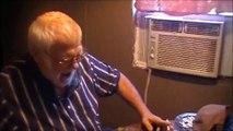 Epic Grandpa Angry Grandpa Nair In Shampoo Prank with Dramatic Background Music