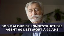 Bob Maloubier, l'indestructible agent 001, est mort à 92 ans