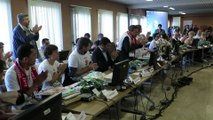 Esbva-lm : l'hommage du conseil municipal de Villeneuve-d'Ascq aux basketteuses championnes d'Europe