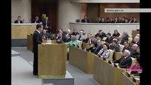 Медведев о присоединении Крыма: Мы все поддержали и теперь вместе отвечаем
