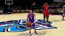 The Birth Of Daddy Longlegs! Playing Slam Dunk & Three-Point Contest! | NBA 2K15