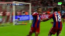 Thiago Alcantara 1:0 | Bayern Munich - FC Porto 21.04.2015 HD