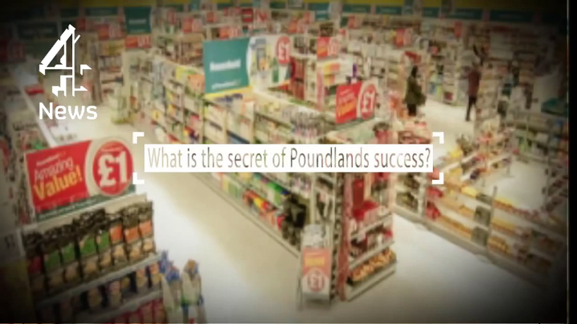 Poundland explained: from stock 'em high to the stock exchange