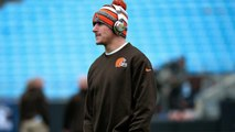 Johnny Manziel back with the Cleveland Browns