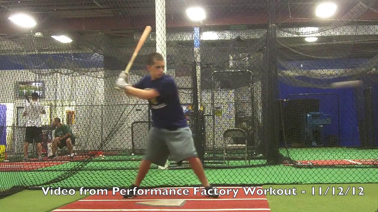 Nick Comito 2013 College Baseball Prospect SS/2B