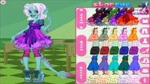 Monster High Grimmily Anne Dress up Game - Juego Viste Muñequitas