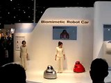 Biomimetic Robot Car made by NISSAN Motors in CEATEC JAPAN 2008.