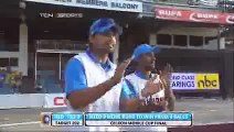 India vs Sri Lanka Final - Last Over finish by m.s dhoni best finisheser of worlda