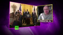 Chris Hedges on Gun Rights, Obama's Empire, and Serious Revolt