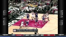 1997 NBA FInals Game 6 Bulls vs Jazz: The No Call That Changed The History of the NBA
