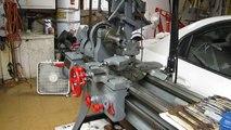 CNC Sherline Lathe Threading test cut - video dailymotion