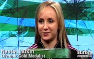 Nastia Liukin Discusses Chinese Gymnast Ages w/ Jim Clash