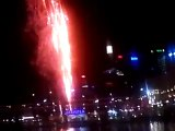 New Year's Eve 2011 - Fireworks in Darling Harbour Sydney Australia