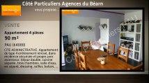 A vendre - Appartement - PAU (64000) - 4 pièces - 91m²