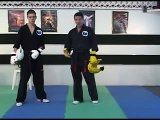 Sport Karate Dodge and Dart Drill
