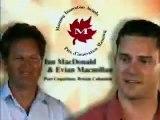 2004 Innovation Award - Ian MacDonald & Evian Macmillan - Manning Innovation Awards