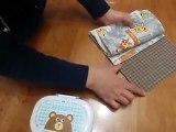 封筒タイプの横入れお弁当袋の縫い方
