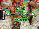2006 mummers parade, 2 street, philadelphia