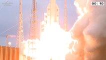 Décollage d'Ariane 5 (27/05/15)