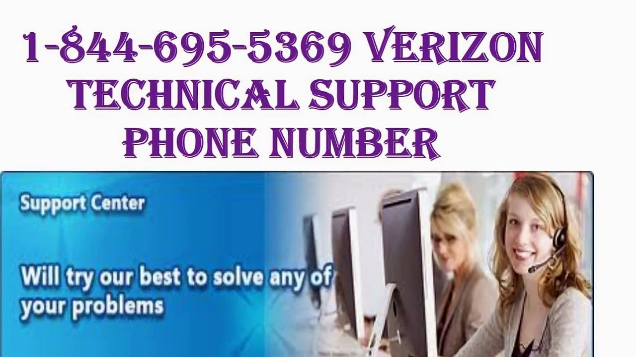 Verizon Tech Support Toll Free Number