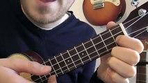 Mumford and Sons - The Cave - How to play on ukulele - ukulele tutorial - Mumford & Sons