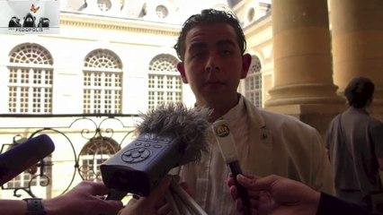 Outreau 3 (Jour 6) Interview des Parties Civiles