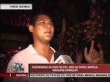 Tondo residents commemorate feast of Sto. Niño