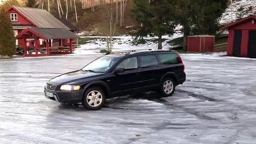 Xc70 On Ice