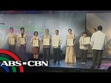 ABS-CBN harvests USTv awards