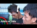 Tricycle robbers caught in traffic