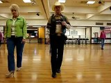 Walk The Line  (Line Dance ) Walkthrough