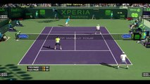 Federer/Nadal vs Djokovic/Murray - Tennis Elbow 2013 (Doubles)