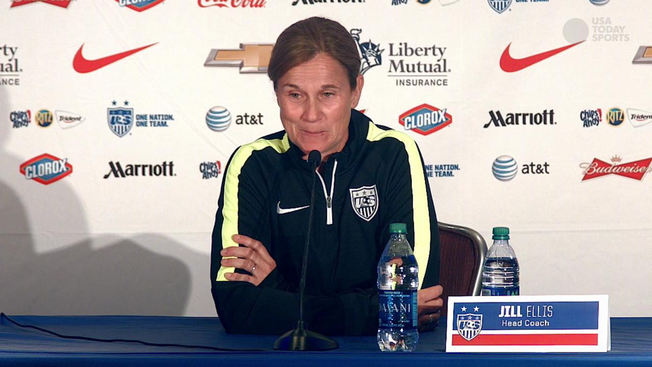 US Women's Team Seeking World Cup Glory