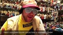 Grims Toy Show ep 477: Heel wife WWE wrestling action figures Mattel elite figure collection reviews