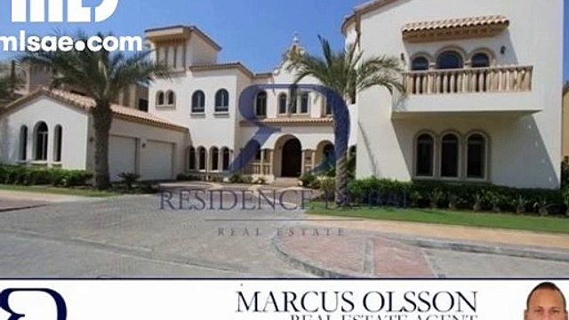 Stunning and Beautifully extended 6 bedroom signature villa. European Gallery View for sale. - mlsae.com