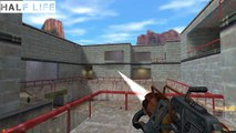 Half Life - Half Life: Source - Black Mesa Graphic Comparison