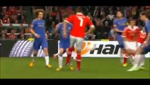 Benfica-Chelsea goal 1-1 penalty Oscar Cardozo final Europe League 15_05_2013