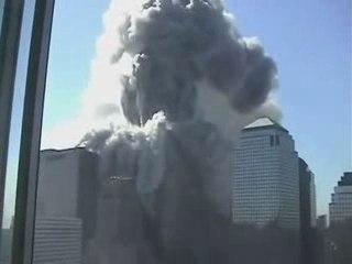 WTC - Video amateur du 11 septembre (2 sur 2)