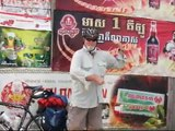 Cycle Tour from Phnom Penh to Ho Chi Minh City - DAY 1 - Phnom Penh to Takeo