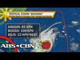 Storm signals raised in provinces due to 'Basyang'