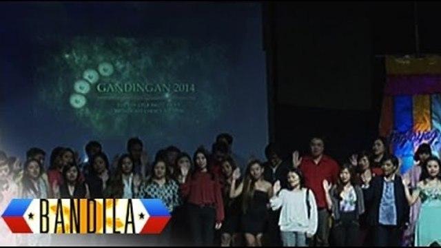 ABS-CBN wins big at Gandingan Awards