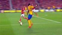 Juventus Goal Carlos Tevez 1-1 Benfica Vs Juventus Europa League 24-04-2014 FULL HD