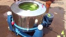 Máy li tâm tách nước  máy li tâm tách dầu  máy li tâm theo mẻ  máy quay li tâm