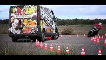 Drifting Motorbike - Drift Gymkhana - Jorian Ponomareff - Dailymotion video